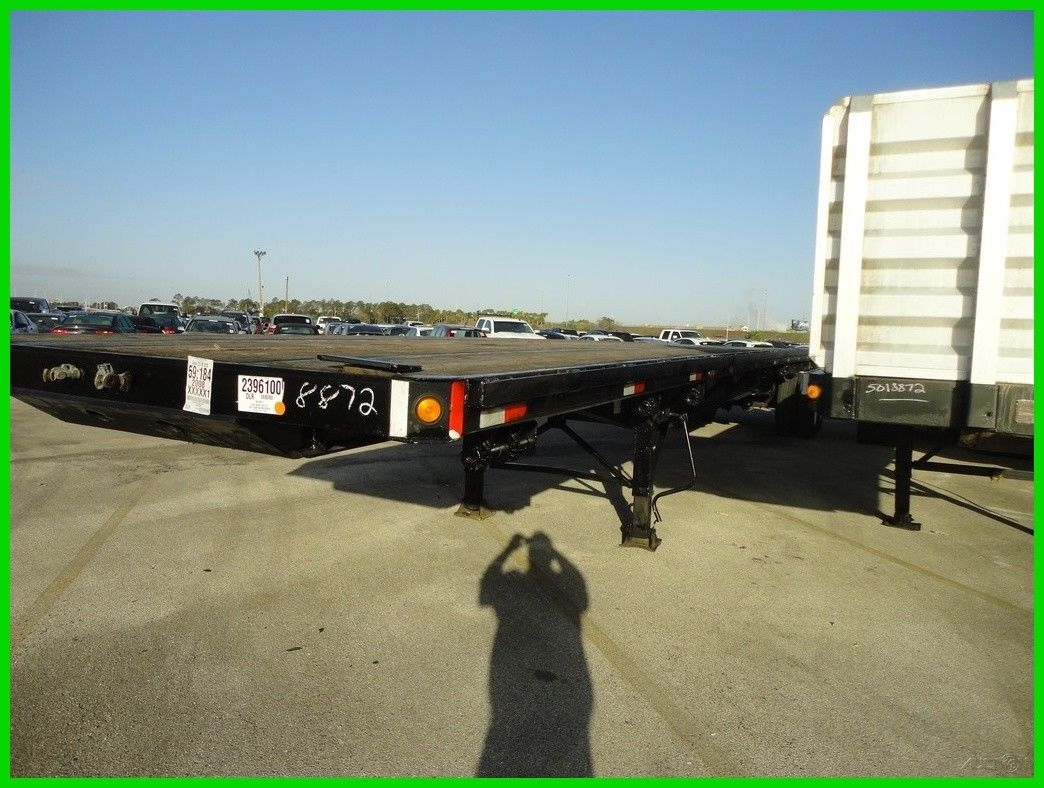 2008 WADE 48 FT Flat Bed X 102 Used
