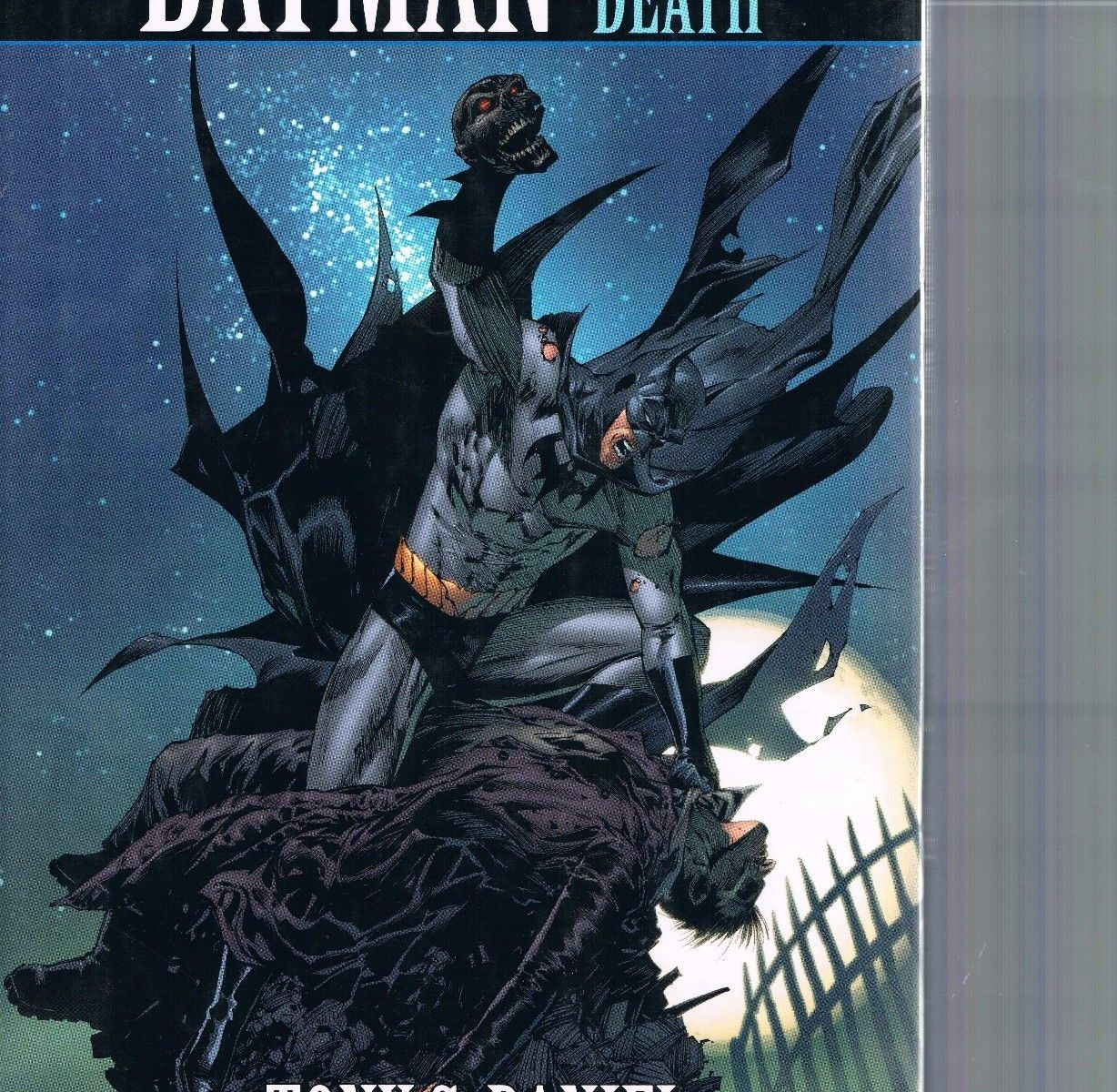 Batman: Life After Death by Tony S Daniel 2011 HC DC Comics