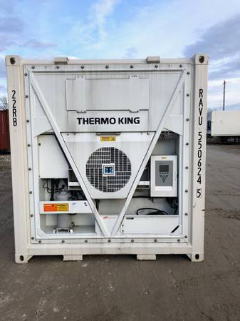 BRAND NEW 20FT REEFER CONTAINER (smithshire) $24725