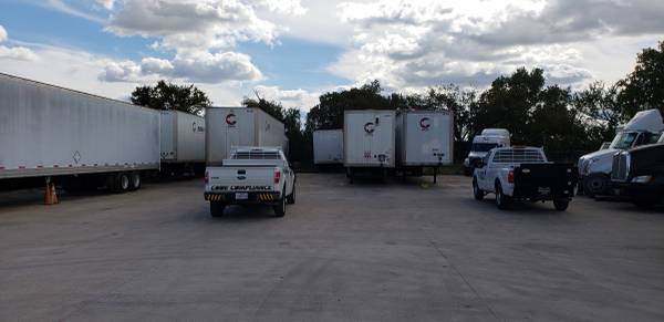 Dry Van's, curtain side and pup trailers (Grand prarie) $1