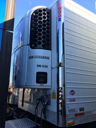Trailer Utility 2014 w/reefer for Sale $37000