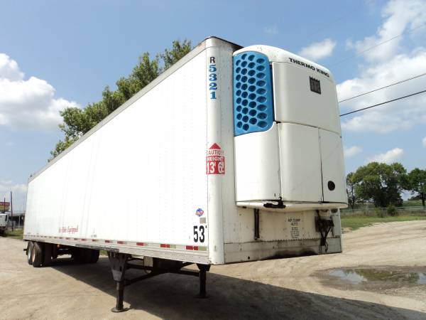2006 Utility Trailer Reefer Thermo King SB210 (Lincoln, NE) $10995