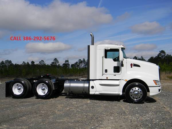 2013 KENWORTH T660 DAY CAB $42500