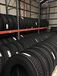 Semi Tire Sale - Free Delivery - these are not China made Tires