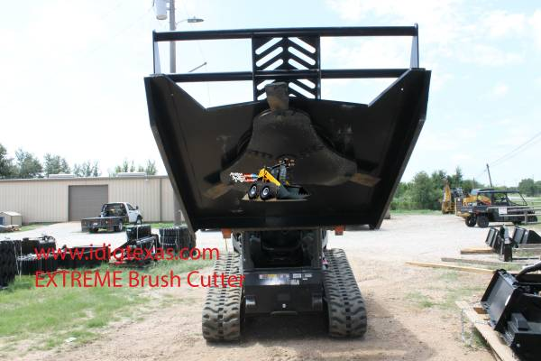 Skid Steer - HD & EXTREME Brush Cutter SALE!!! www.idigtx.com BOBCAT (Central TX/DELIVERY) $5495