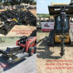 Skid Steer Steers- 2019 Attachment SUPERSALE! - TEXAS - www.idigtx.com (Central TX/FAST DELIVERY) $1