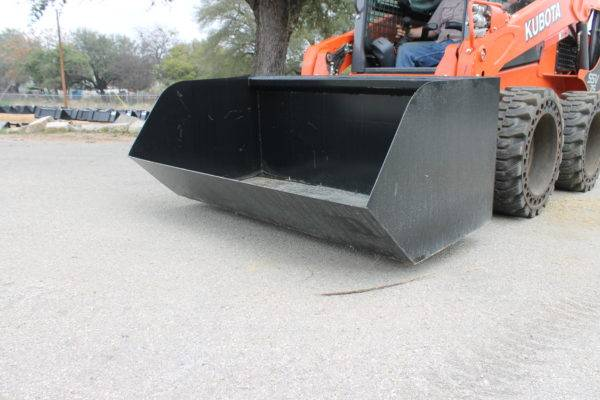 "Skid Steer - Trash Bucket 72"" - NEW - www.idigtexas.com BOBCAT CAT (Central TX/Delivery) $795"