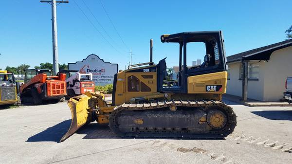 2012 Caterpillar D5K OROPS Dozer Financing Available (Wauchula, FL 33873)
