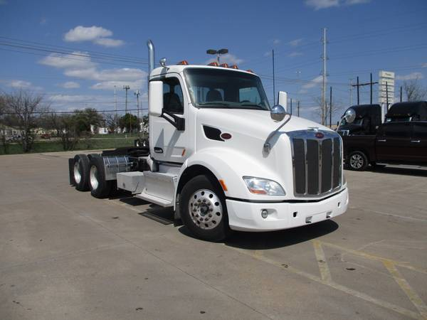 2014 PETERBILT 579 DAYCABS-6 MATCHED UNITS AVAILABLE $64950