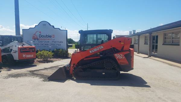 2015 Kubota SVL75-2 EROPS Skid Steer Financing Available (Wauchula, FL 33873)