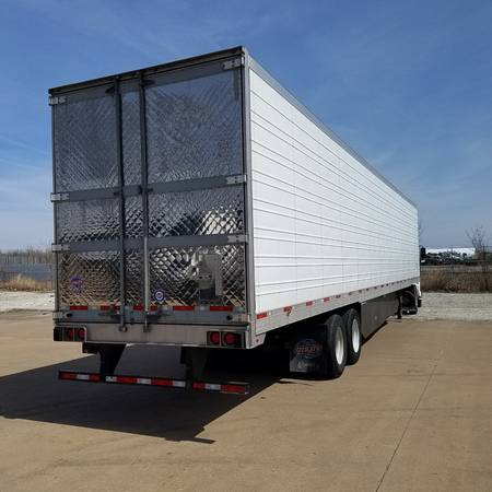 2016 Utility Reefers LOW HOURS