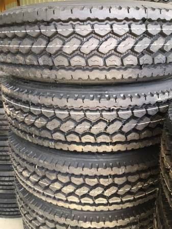 New Semi Tires (Free Delivery) $1