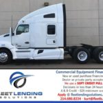 Truck, Trailer, AG & Construction Equipment Financing (Fort Worth)