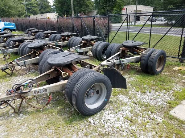 (20) Single Axle Dolly Trailers-Road Ready-Spring Ride-NOW In (Dallas-Waxahachie) $2000