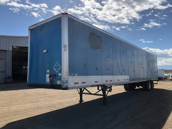 53' Semi Trailer (Denver) $4000